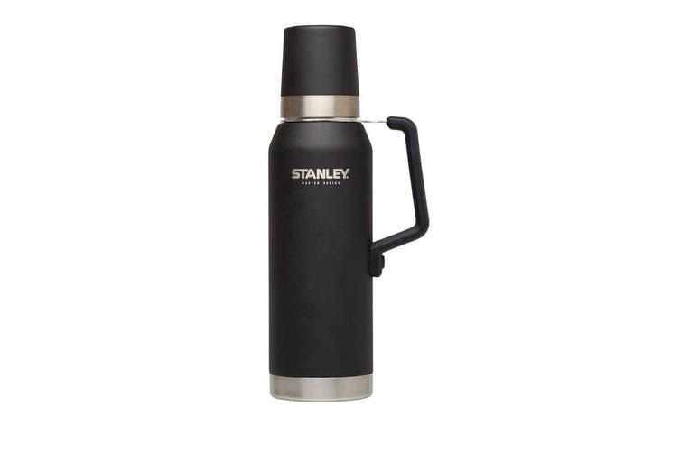 Stanley Master 1.3L Vacuum Bottle Black