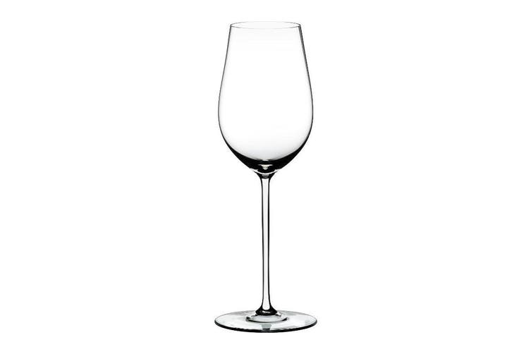 Riedel Fatto A Mano Single Wine Glass Riesling/Zinfandel White Stem