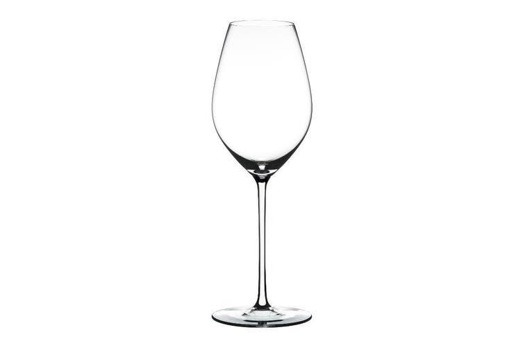 Riedel Fatto A Mano Single Wine Glass Champagne White Stem