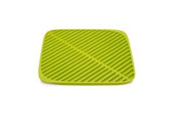 Joseph Joseph Flume Large Folding Drain Mat Green 31x43.5x1cm