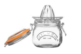 Kilner Storage Jar with Juicer Lid 500ml