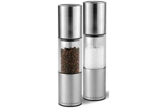 Cole & Mason Oslo Stainless Steel Mill Gift Set 18.5cm