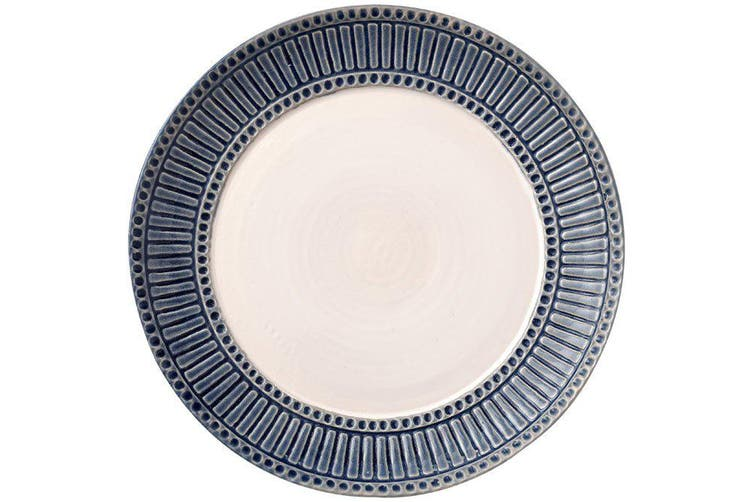 Ladelle Cove Blue Platter 31cm