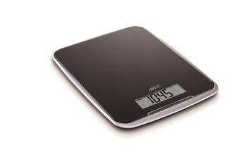 Avanti High Capacity Digital Kitchen Scale Black