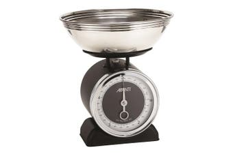 Avanti Vintage Mechanical Scales Black