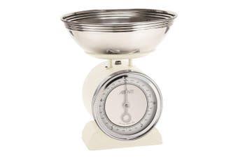 Avanti Vintage Mechanical Scales Cream