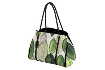 IconChef Market Tote Leaves 22L