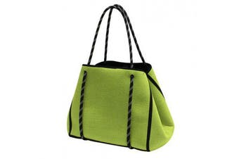 IconChef Market Tote Lime 22L