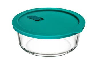 ClickClack Cook+ Round 900ml Teal