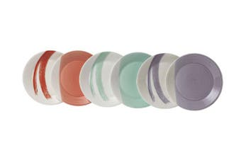 Royal Doulton 1815 Bold Collection Plate 23cm Set of 6