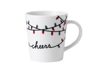 Royal Doulton Ellen Degenere Mugs Cheers  475ml