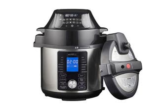 MasterPro Ultimate All-In-One Multi Cooker & Airfryer 6L