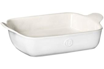 Emile Henry Modern Classic Rectangular Dish 34x24cm Sugar