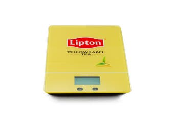 Lipton Digital Kitchen Scales Tempered Glass 5kg