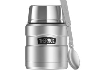 Thermos Stainless King Stainless Steel Food Jar 470ml