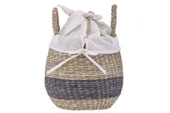 Stephanie Alexander Seagrass Vegetable Storage Basket Medium