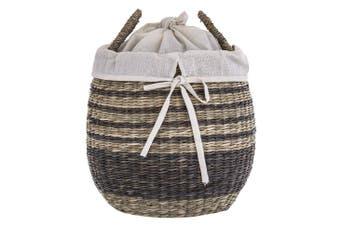 Stephanie Alexander Seagrass Vegetable Storage Basket Large