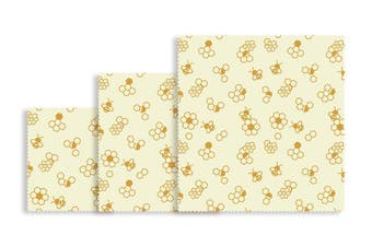 Karlstert Beeswax Food Wrap Starter Pack