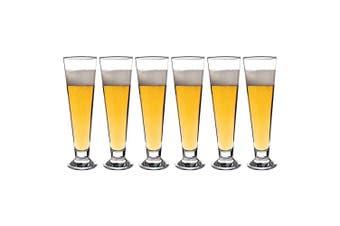 Bormioli Rocco Palladio Beer 385ml Set of 6