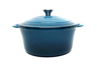 Classica Round Cast Iron 28cm Blue