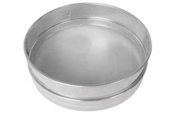 LOYAL Stainless Steel Fixed Base Sieve 24cm