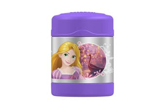 Thermos FUNtainer Stainless Steel Vacuum Insulated Food Jar 290ml Princess