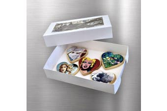 LOYAL Biscuit Box Rectangle 25cm x 17cm x 5cm Pack of 100