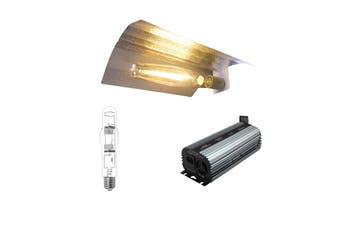 EverGrow 400W HPS/MH Grow Light Kit Includes Reflector Ballast - MH Kit