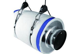 10x30cm Carbon Filter 50mm Carbon Bed