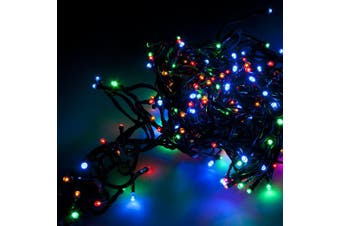 Fairy Lights 500 LED Christmas Events Decorations - Multi / Green