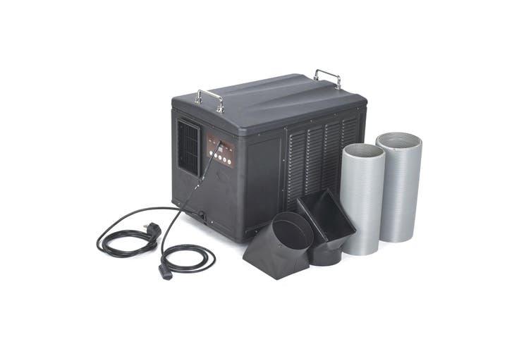 CSP© Portable Air Conditioner Cooling Compressor Powered Unit 9000 BTU