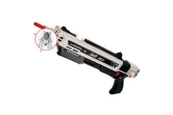 Bugs Insects Killer Shotgun Shoots Salt to Kill Bugs Includes Laser Sight Scope