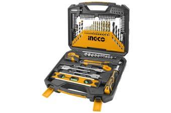 INGCO 86 Pcs Accessories Tool Kit BMC