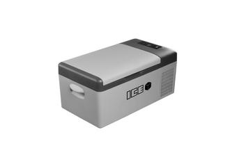 ICE 15L Portable Compressor 2 Way Fridge Freezer 12/24V DC 240V AC