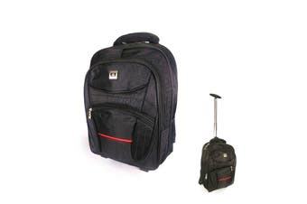 Wheeled Cabin Travel Carry-on Luggage Trolley Backpack
