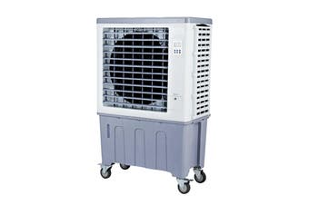 CSP 120L Industrial Grade Commercial Evaporative Air Cooler Indoor/Outdoor 54sqm Coverage