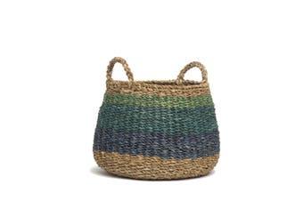 Harlem Handmade Seagrass Basket Planter