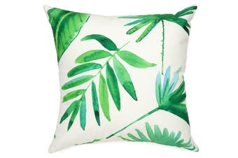 Botanica Green Outdoor Cushion with Insert 45x45 CM