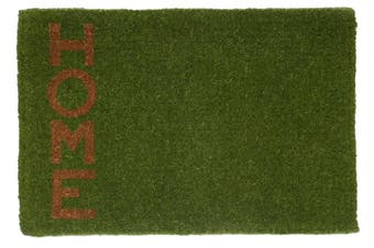 60x90cm Green Home 100% Coir Doormat