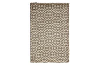 150x240cm York Natural Fibre Jute Rug, Floor Rug, Area Rug