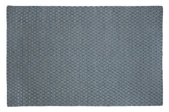Bekal Indigo Blue Indoor/Outdoor P.E.T Rug