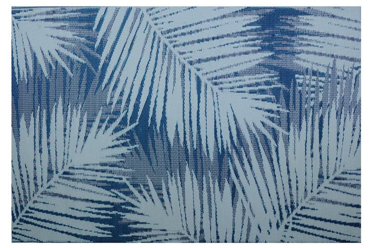 120x179 cm Recycled Plastic Outdoor Rug and Mat Botanica