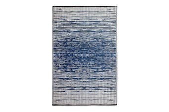 120x179cm Brooklyn Navy Recycled Plastic Outdoor Rug and Mat