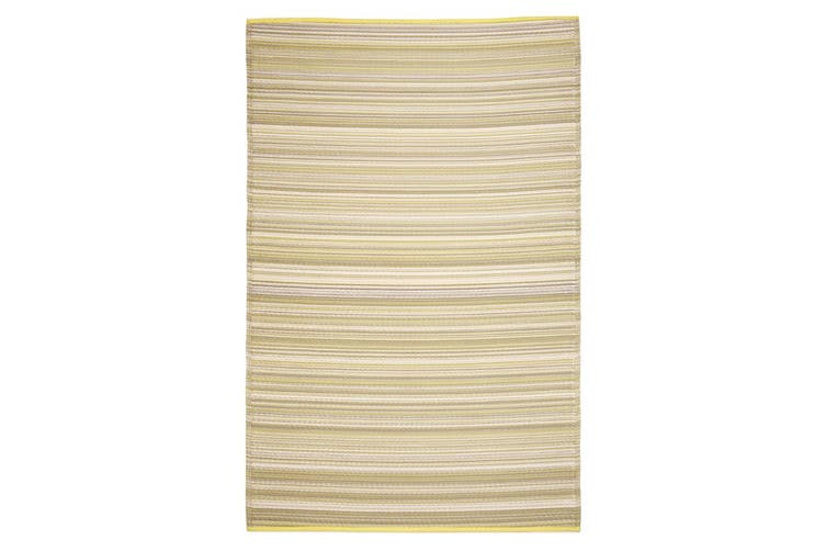 150x238cm Cancun Dune Recycled Plastic Outdoor Rug and Mat
