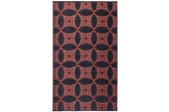 180x270cm Chittagong Recycled Plastic Outdoor Rug and Mat