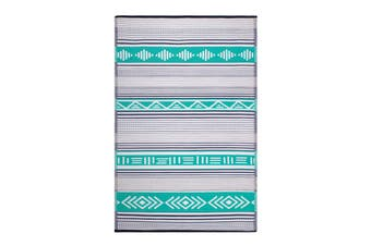 Ibiza Recycled Plastic Outdoor Rug and Mat