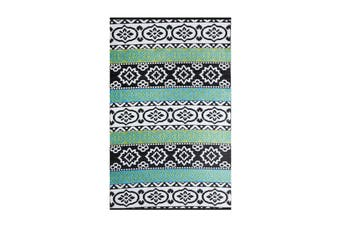 Indiana Multicolour Recycled Plastic Outdoor Rug and Mat