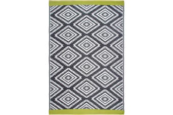 180x270cm Valencia Recycled Plastic Outdoor Rug and Mat