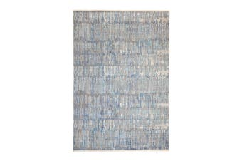 120x165cm Crupet Blue Indoor Rug, Area Rug, Floor Rug