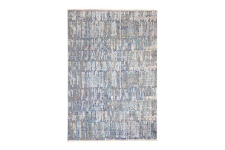 120x165cm Crupet Blue Indoor Rug, Area Rug, Floor Rug
